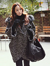 Noble Genuines Manteau en laine de FFYS femmes