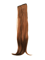 Clip in Synthetic Wavy Hair Extensions with 2 Clips
