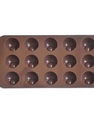Silicone Eyes Chocolate Molds Bakeware