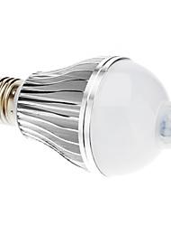 Lâmpadas Redondas (Branco Frio E27 - 5 AC 85-265