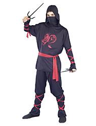 Red Dargon Nero Ninja Costume