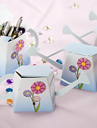 12 Piece/Set Favor Holder - Creative Card Paper Favor Boxes English Garden
