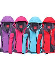 Ski / Snowboard Jacket respirável das mulheres