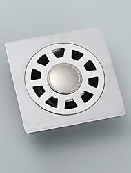 Современное оборудование ванной комнаты хромированная отделка пола из массивной латуни сток-LK-1064