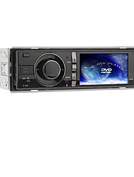 3 Inch 1Din TFT Screen In-Dash Car DVD Player Support USB/SD, FM - 320