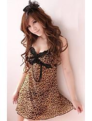 Sexy Strap Leopard Würzen Slips mit G-Strings