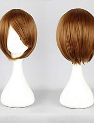 Ouran High School Host Club Benio Amakusa Brown Short Wig