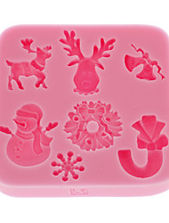 Angel Chocolate Candy 3D Silicone Mould Bakeware Cake Decoration