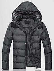 HAOYIFU manteau mince élégant