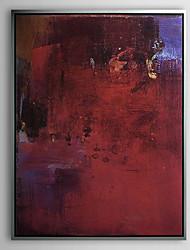 Fanatismo Resumo Pintura a óleo quadro