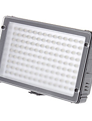 10W 800LM 126-led wit licht video lamp met filters voor Camera / Camcorder