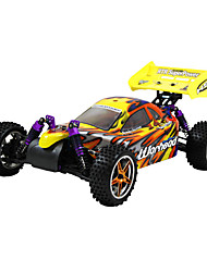 HSP 94106 2.4GHz 2SP Nitro 4WD RC Buggy Off Road