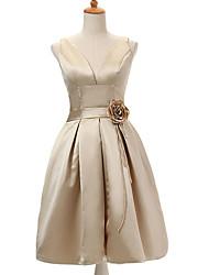 DRESSTELLS Women's  Bridesmaid  Minidress