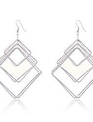Drop Earrings Women's Alloy Earring