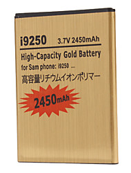 2450mAh Cell Phone Battery for Samsung i9250
