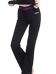 Dancewear Lycra und Baumwolle Yoga-Tanz-Bottom für Damen