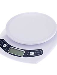 7 кг х 1 г B06 ABS пластик LCD кухни электронные весы (G Оз Lb)
