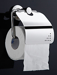 Contemporary Stainless Steel Toilet Paper Holder
