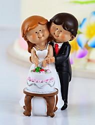 """toppers gâteau """"notre moment"""" de gâteau"""