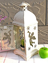 Wedding Décor Angel Iron Lantern