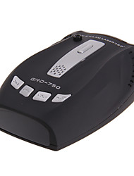Full Band 1000M Detection Rang Radar Detector For All Car 750