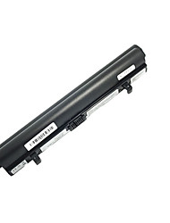 5200mah Replacement Laptop Battery for Lenovo IdeaPad S9e S10E S10 S9 S12 L08S6C21 L08C3B21 6cell - Black