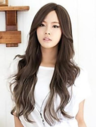 XUANXUAN  Big Wave Long Length  Fiber Synthetic Hair Wig(Length:65Cm+-3Cm)