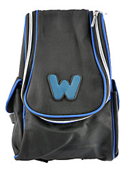 Knapsack Carrying Bag for Wii Console and Accessories(Black)
