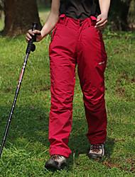 Windproof Pants Wamkeeping impermeável NEXTOUR Outdoor Winter Sports Feminina