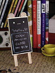 Wedding Décor Chalkboard Table Decor With Support