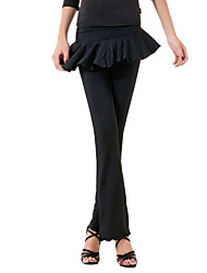 Fashion Dancewear Viscose Dance Bottom For Ladies
