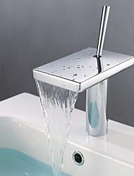 Design moderne mitigeur de lavabo robinet