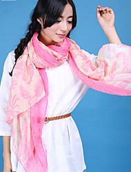 Chuxi Porselein Patroon Shawl (D93-01)