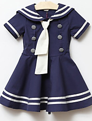 Girl's School Style Dress