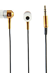 Metal High-qaulity Bass In-ear Earphones
