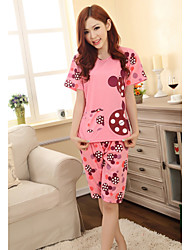 Women's Cute Bear Pattern Lounge Wear