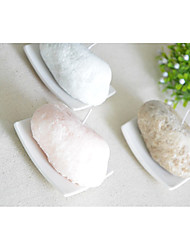 Cute Stone Style Smellless Tealight With Gift Box 2pcs Set