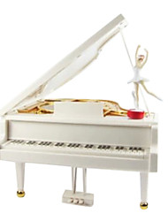 Modern Lovely Piano Shape Music Box-For Alice