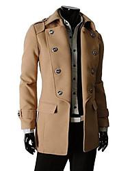 Men's Coats & Jackets , Cotton/Others Casual WMNZ