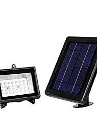 Solar-30-LED Outdoor Scheinwerfer automatisch Arbeiten von Dusk to Dawn
