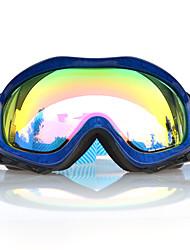 BASTO Schnee googgles Blue Frame Blue Sensor Spiegeltele