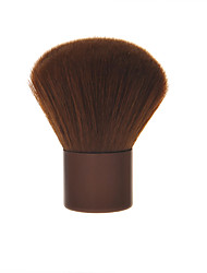 Coffee Brush Cosmetic Blush Brush