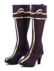League of Legends The Goddess of War Shivell Violet Bottes