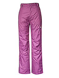 Ski Wear Pants/Trousers/Overtrousers Women's Winter Wear Polyester Winter ClothingWaterproof / Breathable / Thermal / Warm / Windproof /