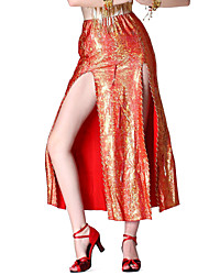 Dancewear Fabric Belly Dance Skirt For Ladies(More Colors)