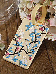 Luggage Tag Favors - Sparrow