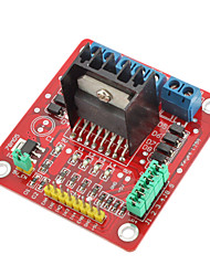 L298N Stepper Motor Driver Controller Board Module for (For Arduino) (Works with Official (For Arduino) Boards)