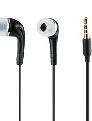 Stereo moda In-Ear fone de ouvido com microfone e remoto para S3/S4/Note