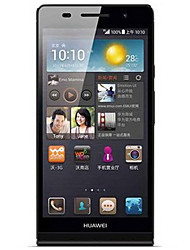 "huawei p6 4.7 ""Android 4.2 3G-Smartphone (1,5 GHz Quad-Core, Dual-Kamera, 2 GB RAM, ROM 8GB, Wi-Fi)"