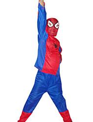 Halloween Costume de puissants Spider-Man Red Enfants